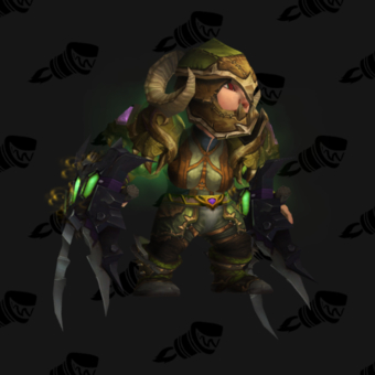 World of warcraft gnome rogue