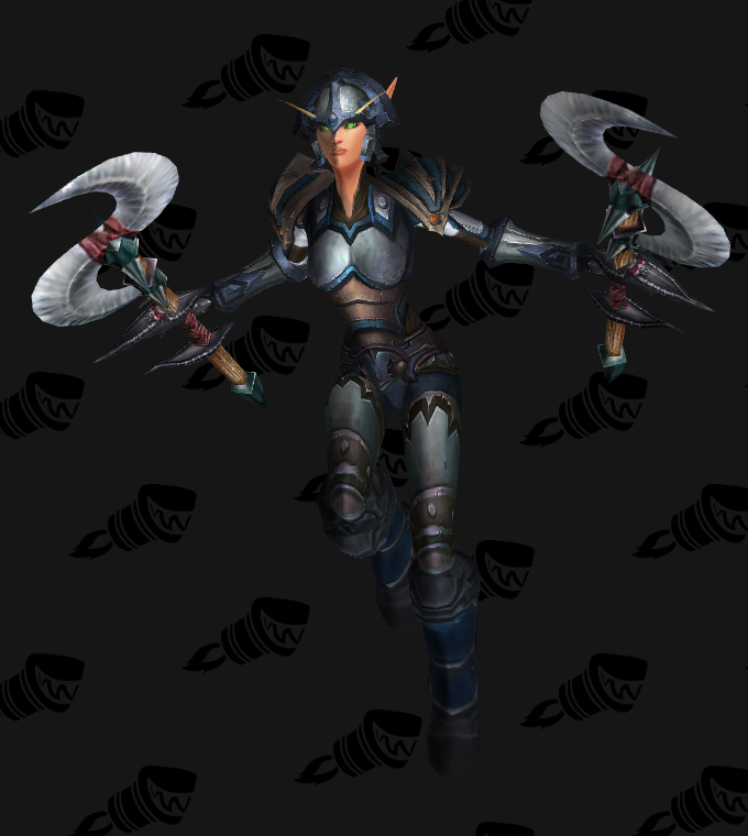 ... Sleek Warrior Plate Transmog ... & Transmogrification Death Knight Plate Sets Guide (Legion 7.1.5 ...