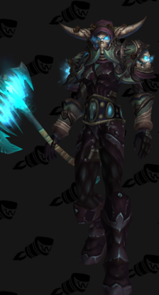 Walking Death Knight Plate Transmog