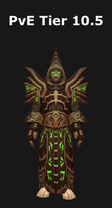 Warlock PvE Tier 10.5 Set