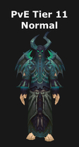 Warlock PvE Tier 11 Set