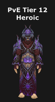 Warlock PvE Tier 12H Set