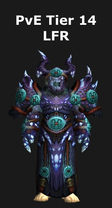 Warlock PvE Tier 14 LFR Set