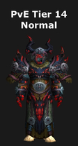Warlock PvE Tier 14 Set