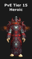 Warlock PvE Tier 15 Heroic Set