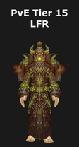 Warlock PvE Tier 15 LFR Set