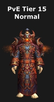 Warlock PvE Tier 15 Set