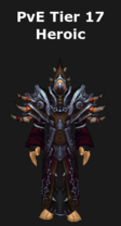 Warlock PvE Tier 17 Heroic Set