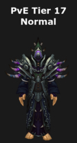 Warlock PvE Tier 17 Normal Set