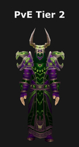 Warlock PvE Tier 2 Set