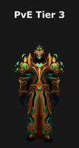 Warlock PvE Tier 3 Set