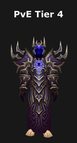 Warlock PvE Tier 4 Set