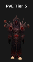 Warlock PvE Tier 5 Set