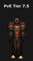 Warlock PvE Tier 7.5 Set
