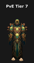 Warlock PvE Tier 7 Set