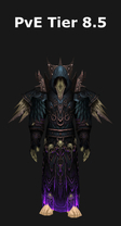 Warlock PvE Tier 8.5 Set