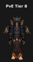 Warlock PvE Tier 8 Set