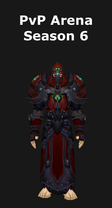 Warlock PvP Arena Season 6 Set