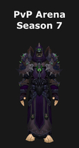 Warlock PvP Arena Season 7 Set