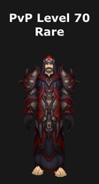 Warlock PvP Level 70 Rare Set