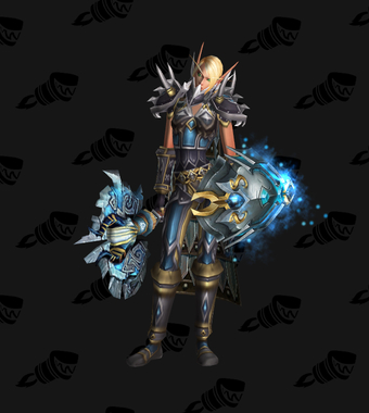 Warrior PvE Tier 1 Female Set