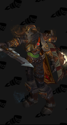 Warrior PvE Tier 10.5 Female Set