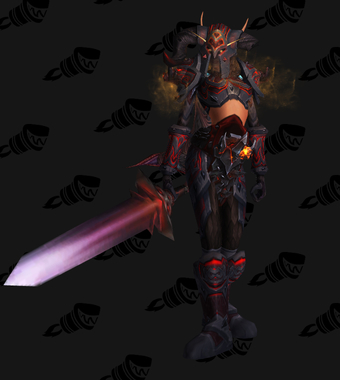 Warrior PvE Tier 10.5H Female Set