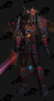 Warrior PvE Tier 10.5H Male Set