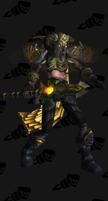 Warrior PvE Tier 10 Female Set