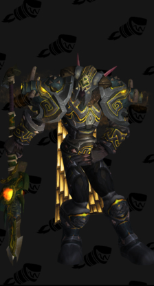Warrior PvE Tier 10 Male Set