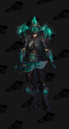 Warrior PvE Tier 11 Female Set
