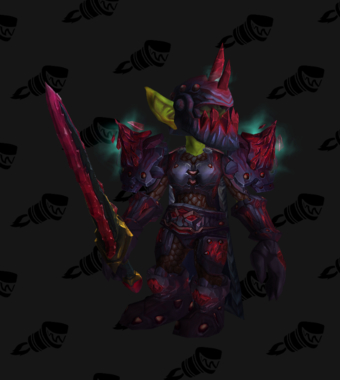 Warrior PvE Tier 11 Heroic Female Set