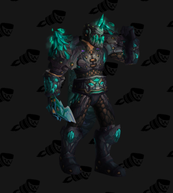 Warrior PvE Tier 11 Male Set