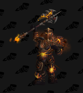 Warrior PvE Tier 12 Female Set