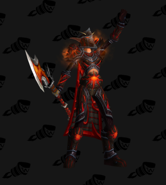 Warrior PvE Tier 12 Heroic Female Set