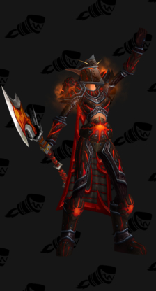 Warrior PvE Tier 12H Female Set
