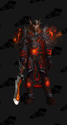 Warrior PvE Tier 12H Male Set
