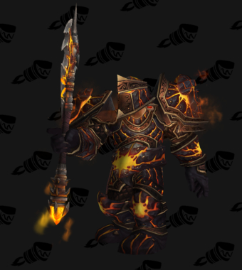 Warrior PvE Tier 12 Male Set
