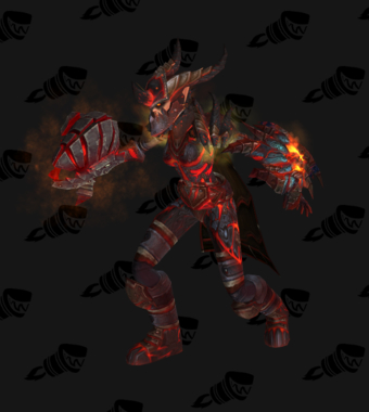 Warrior PvE Tier 13 Female Set