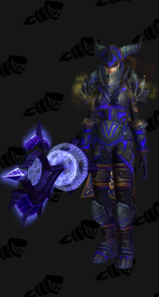 Warrior PvE Tier 13 Heroic Female Set