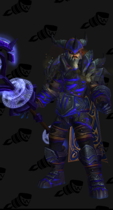 Warrior PvE Tier 13 Heroic Male Set