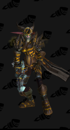 Warrior PvE Tier 13 LFR Female Set