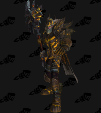 Warrior PvE Tier 13 LFR Male Set