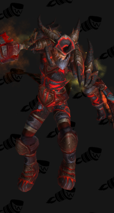 Warrior PvE Tier 13 Male Set