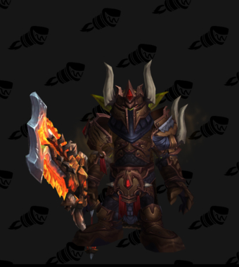 Warrior Tier 14 Challenge Mode Male Set