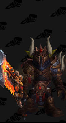 Warrior PvE Tier 14 Challenge Mode Male Set