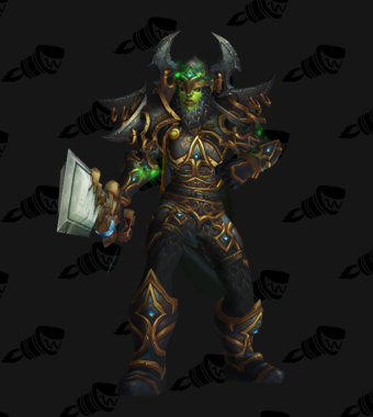 Warrior PvE Tier 14 Female Set