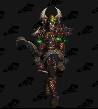 Warrior PvE Tier 14 Heroic Female Set