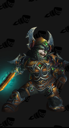 Warrior PvE Tier 14 LFR Female Set