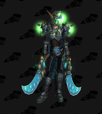 Warrior PvE Tier 15 Female Set